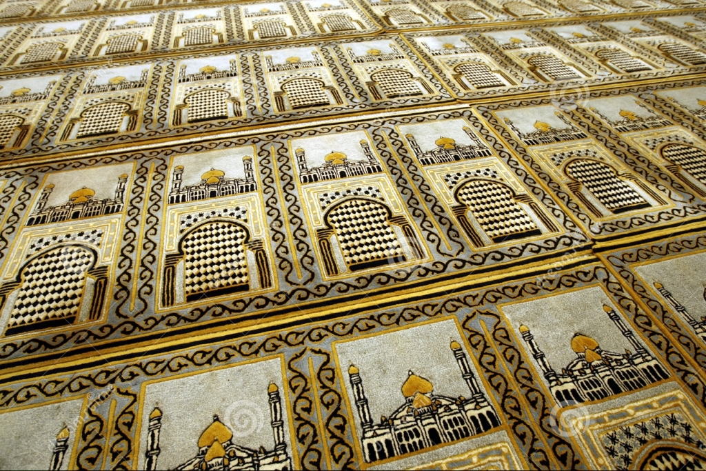 http://www.dreamstime.com/royalty-free-stock-photo-muslim-prayer-mats-image5823185